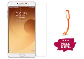 Best Selling Samsung Galaxy C9 Pro 6D Tempered Glass by Tempered Glasses Get a Light Free