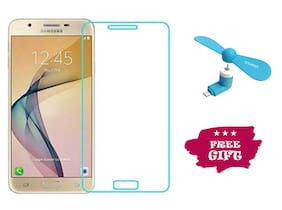 TEMPERED GLASSES Edge To Edge Tempered Glass For Samsung Galaxy J7 Prime 2