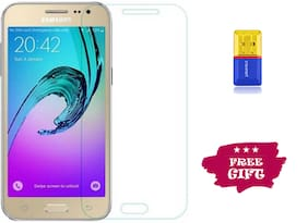 Best Selling Samsung Galaxy J2 Ace 6D Tempered Glass by Tempered Glasses Get a Memory Card Reader Free