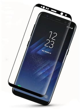 Best Selling Samsung Galaxy S8 6D Tempered Glass by Tempered Glasses Best Quality