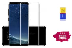 Best Selling Samsung Galaxy S9 6D Tempered Glass by Tempered Glasses Get a Memory Card Reader Free