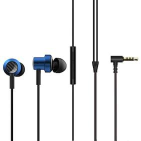 Bimperial In-Ear Wired Headphone ( Blue )