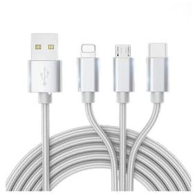 Bingo Data cable & Micro usb - 1.5-2m , Assorted