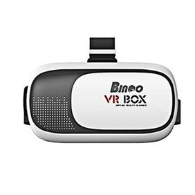Bingo V200 Virtual Reality 3D Video Glasses VR Headsets for 4.7~6 Inch Screen without remote