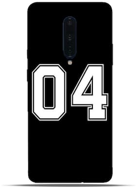 Blu Dew Polycarbonate Back Cover For OnePlus 7 Pro ( Multi )