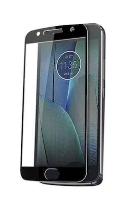 Blue Labs Edge To Edge Tempered Glass For Motorola Moto G5s Plus