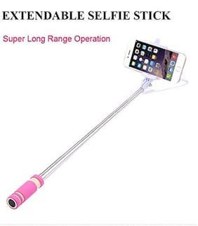 Blulotus Selfie Stick For All Smartphones (Assorted)