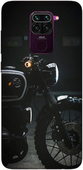 Redmi Note 9 Silicone Soft Back Cover By BMB SHOPPE ( Multi )