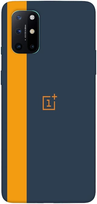 OnePlus 8T Silicone Soft Back Cover By BMB SHOPPE ( Multi )