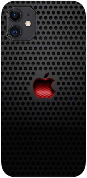 Apple iPhone 11 Silicone Soft Back Cover By BMB SHOPPE ( Multi )