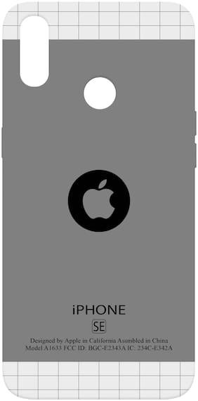 BMB SHOPPE Silicone Designer Back Cover For Realme 3i ( Multi )