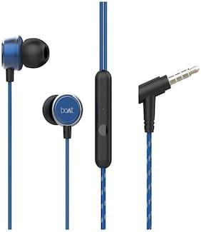 boAt Bassheads 172 In-ear Wired Headphone ( Blue )