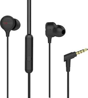 boAt Bassheads 103 In-Ear Wired Headphone ( Black )