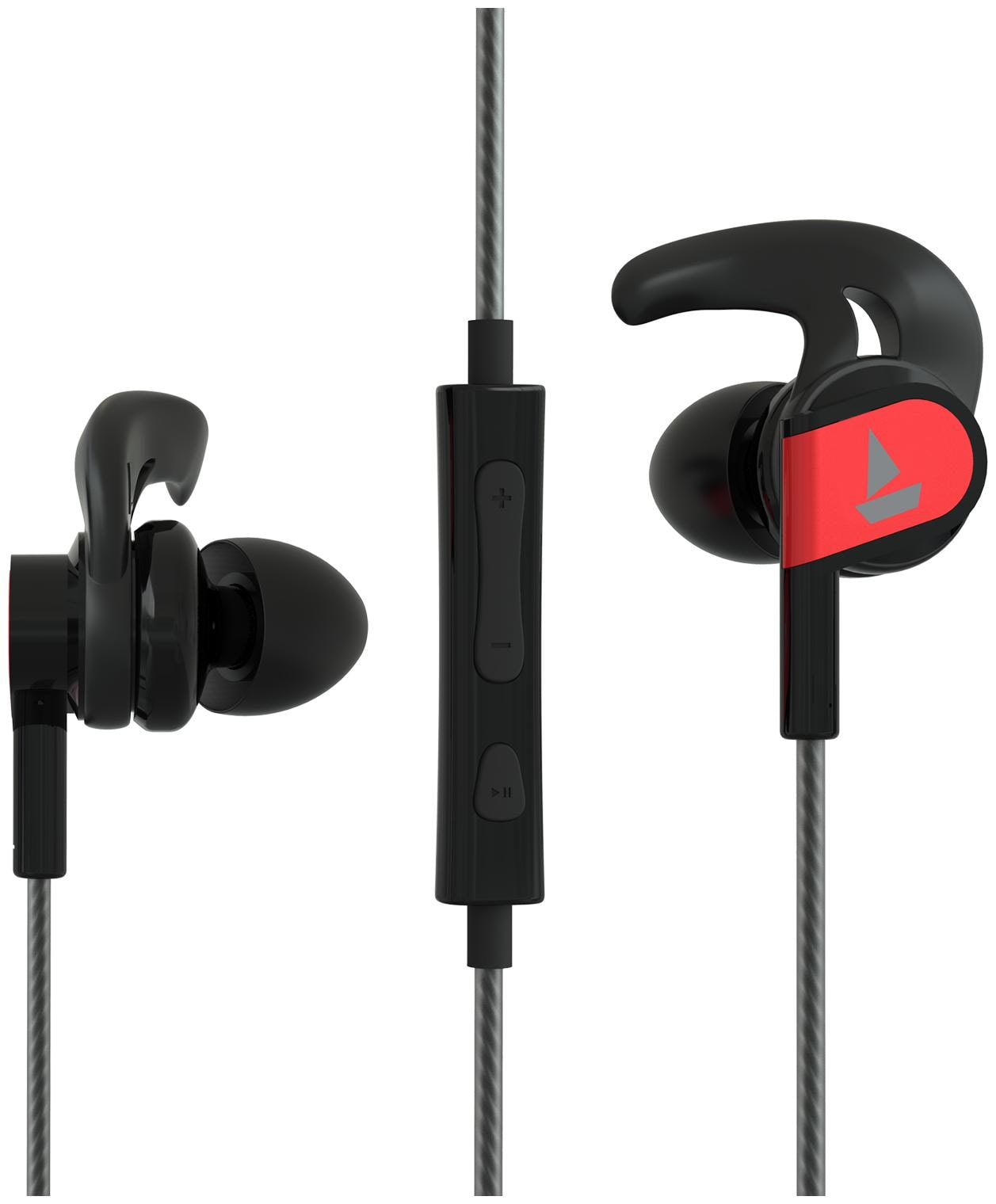 BoAt Wired In-Ear Headphone (Black)