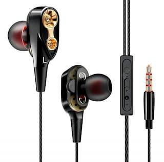 Bovty DD1 In-Ear Wired Headphone ( Assorted )