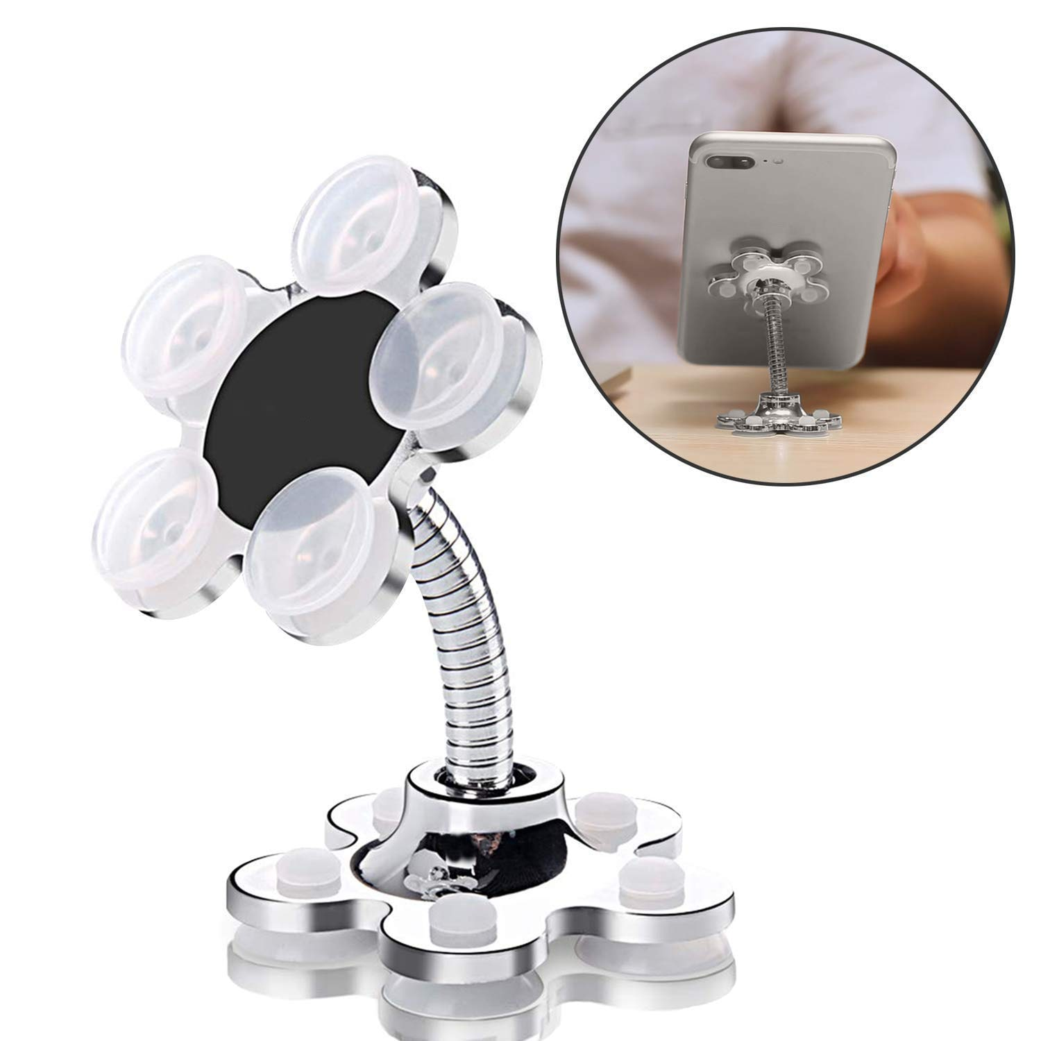 Buy BOVTY Aluminium Car Mount/Holder Mobile Holder Online at Low Prices in  India - Paytmmall.com