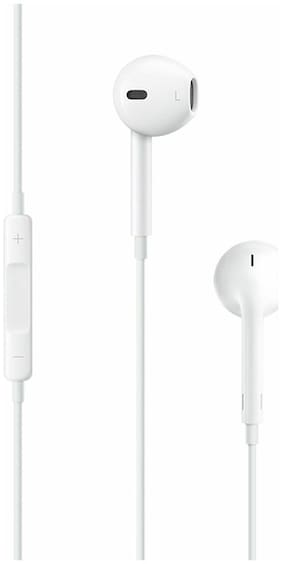 BRAND NEW Apple EarPods Headphones with Remote and Microphone MD827LL/A