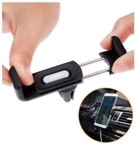 BTK Trade Plastic Car AC Vent Mobile Holder