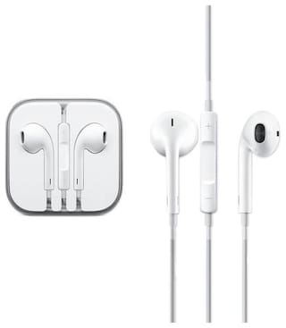 BTK Trade APE-200 In-Ear Wired Headphone ( White )