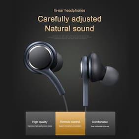 Buddies Cart EO-IC559Galaxy On8 (2018) -25 In-Ear Wired Headphone ( Black & Blue )