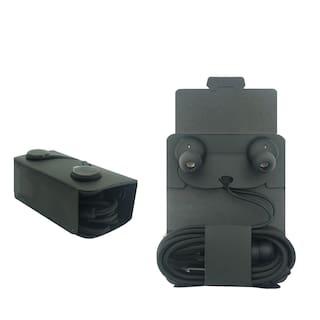 AVYUKTA akg handsfree earphones with mic for note 7/note 8/s9/a7/m30/m50/j7/j9 pro In-Ear Wired Headphone ( Black )