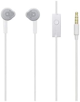 AVYUKTA In-Ear Wired Headphone ( White )