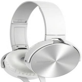 BUY GENUINE On-Ear Wired Headphone ( White )