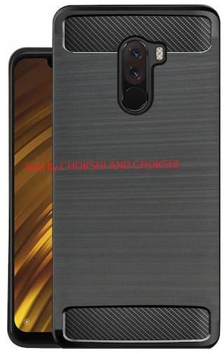 finest selection d7710 525f7 C & C Xiaomi Poco F1 Premium Quality Back Cover