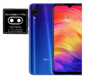 Camera Lens Screen Guard Protector Flexible Tempered Glass Protection for Xiaomi Redmi Note 7 Pro