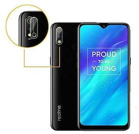 Camera Tempered Glass for Realme 3 Pro | Camera Lens Guard HD Clear Camera Glass Protector for Realme 3 Pro | Camera Lens protector for Realme 3 Pro