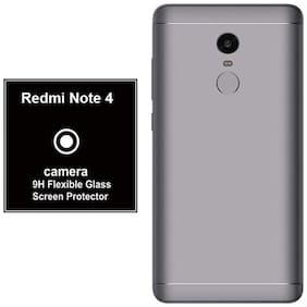 Camera Tempered Glass for Redmi Note 4 | Camera Lens Guard HD Clear Camera Glass Protector for Redmi Note 4