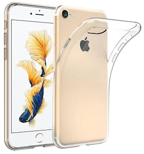 Capnicks  Apple iPhone 6 / 6s Soft Jel Ultra Thin 0.3mm Transparent Ultra Clear TPU Back Case / Cover for iPhone 6 / 6s