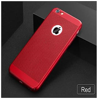 super popular 59607 cce59 CAPNICKS DOTTED SILICON BACK CASE FOR APPLE IPHONE 6/6S (RED)