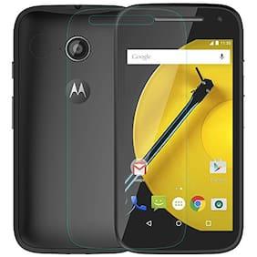 CAPNICKS Tempered Glass For Motorola Moto E2