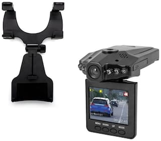 Buy Captcha 360 Degree Rotation Car Holder Stand With Car Dvr Full