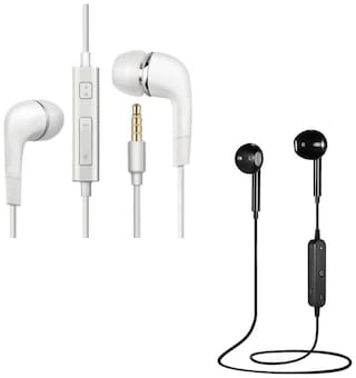 Captcha YR Earphones With S6 Bluetooth Headset