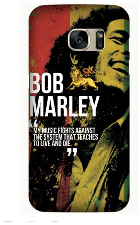 Caseking bob marley  back cover for samsung Note5