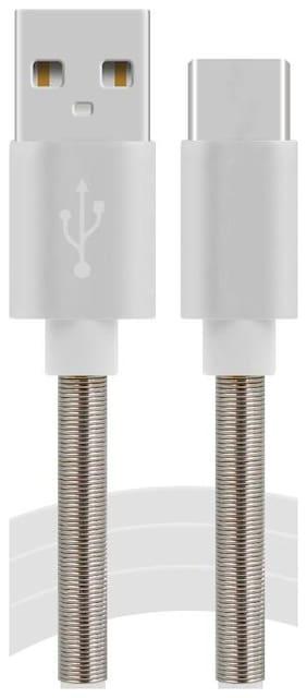 Casvo Data cable - 1-1.5m , White