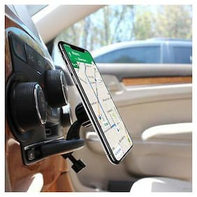 CD Player Magnetic Phone Mount fits LG G7 ThinQ