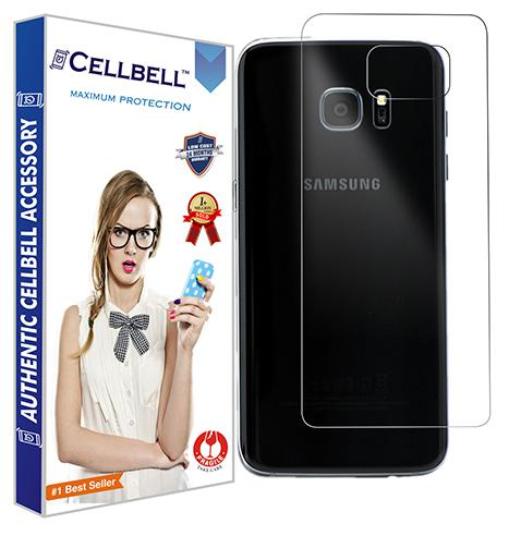 CELLBELL Impossible Screen Guard For Samsung Galaxy S7 Edge