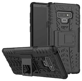 Cellshop Rubber Armor Case For Samsung Galaxy Note 9 ( Blue )
