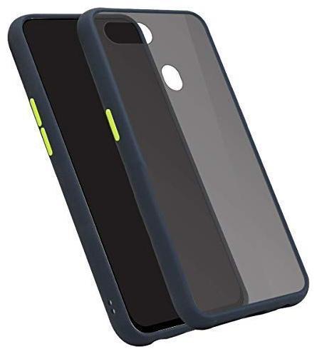 Cellshop Smoke Translucent Shock Proof Smooth Rubberized Matte Hard Back Case Cover...