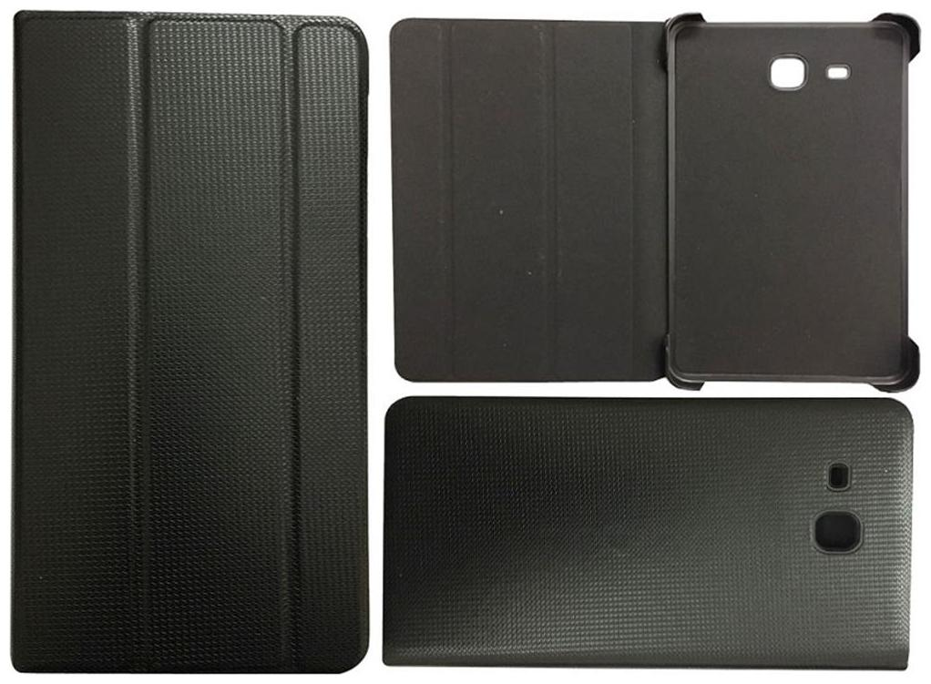 Celzo Tablet Leather Flip Cover for Samsung Galaxy J Max  7.0