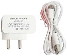 Charger for Coolpad Note 5 Lite,Coolpad Note 3,Coolpad Note 3s,Coolpad Cool 2 Mobile Charger Wall Charger Fast Charger Android Smartphone Charger Hi Speed Travel Charger with 1m Micro USB Cable