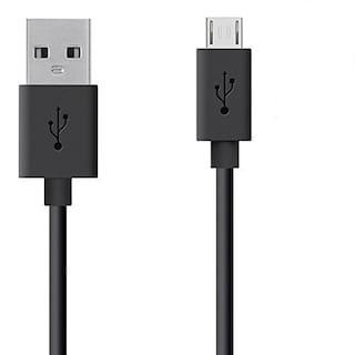 S4 Micro usb - 0.5-1m , Black