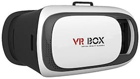 CHG 3D Virtual Reality 360 Degree Rotatable Box 4Th Generation Glasses for Video Games