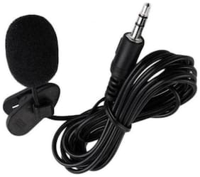 TSV  Collar Mic 3.5mm Lapel Microphone