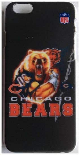 Chicago Bears Apple iPhone 6  Hard Plastic Case
