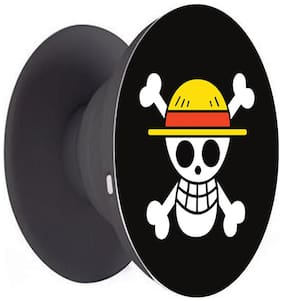 Chiraiyaa Mobile Pop Socket Holder Skull Animated hat