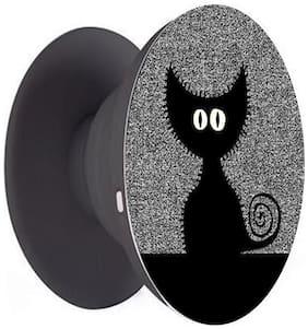 Chiraiyaa Mobile Pop Socket Holder Cat Shadow
